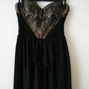 Ark & Co Dresses - Ark & Co New strapless party holiday dress